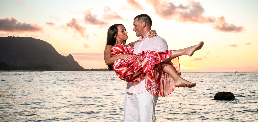 Gorgeous Couple Photos Hawaii