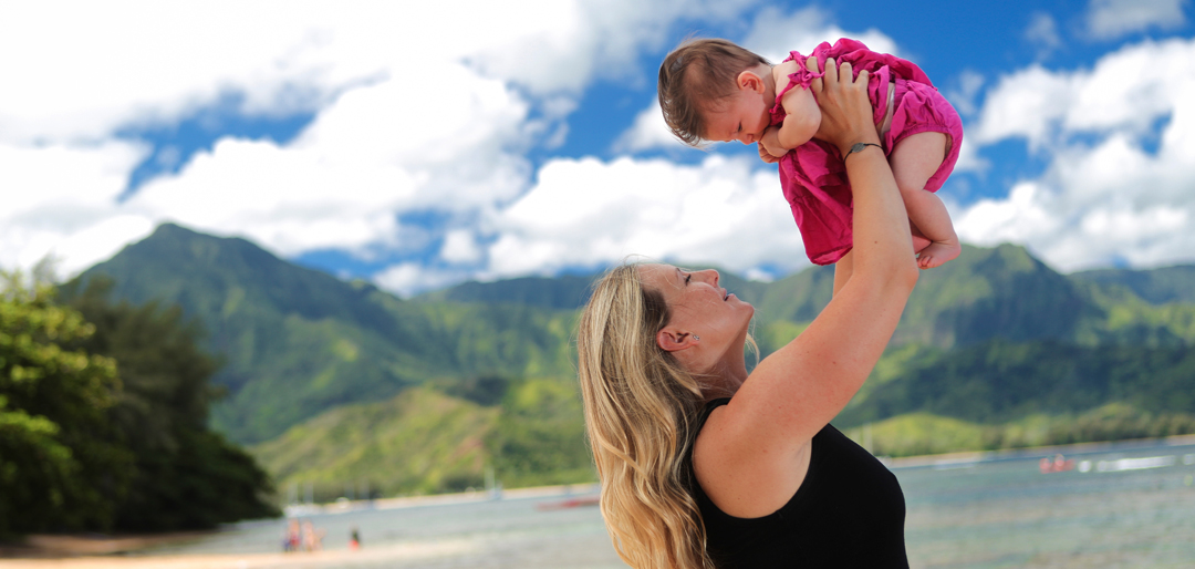 Candid Family Photography Hawaii