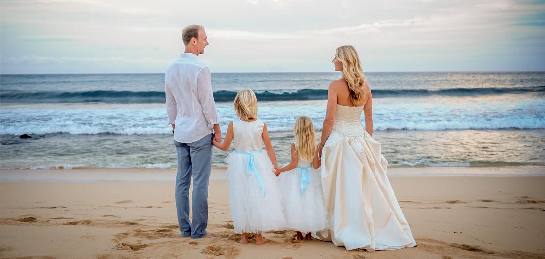 Wedding Family Photos HI