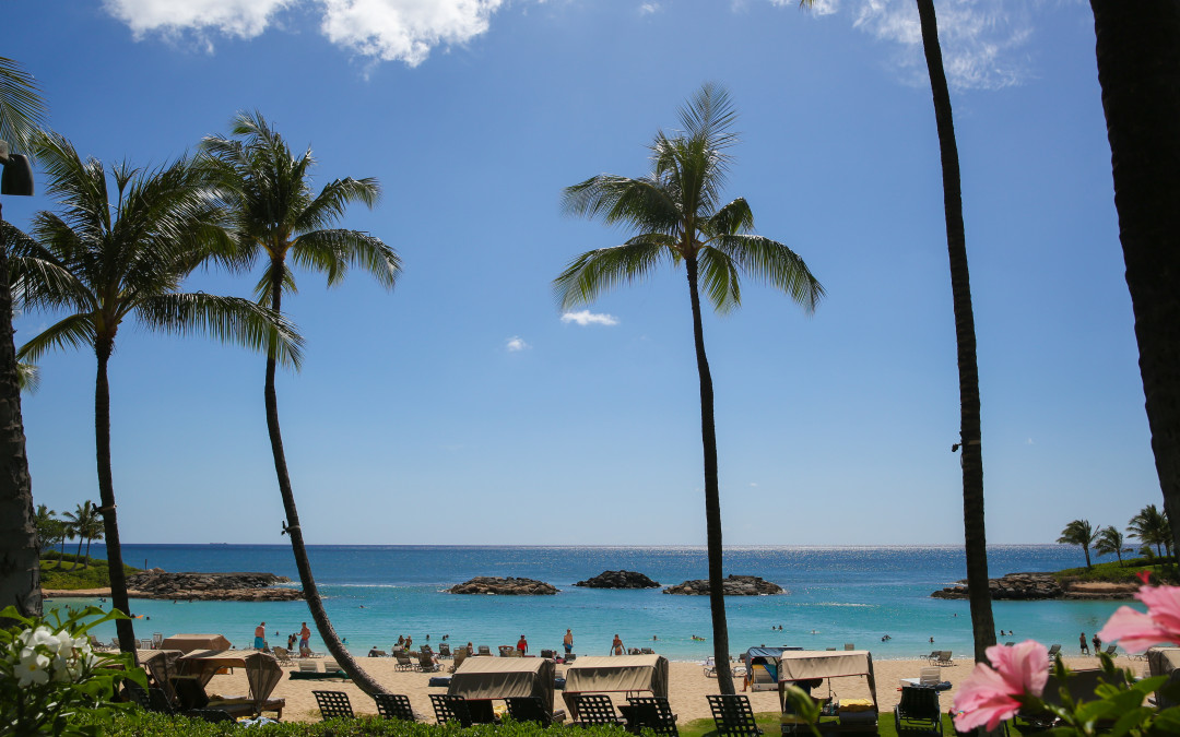 Marriott Beach Club Ko Olina Lagoon