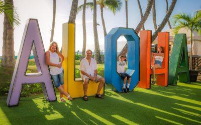 Aloha, Happy Family
