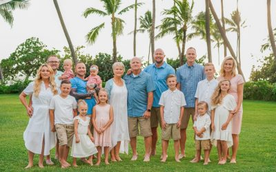 Family Photography: A Family Reunion in Pictures