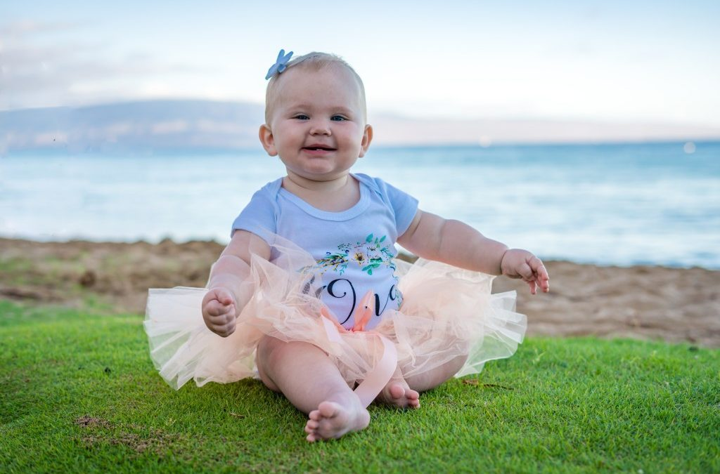 Family Photography: Happy First Birthday in Hawaii!