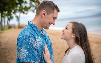 Couple Photography: St. Valentine's Day Mood in Maui