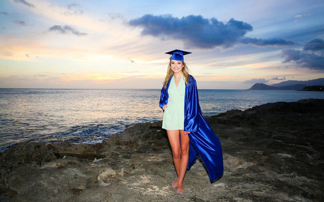 Hawaii Photographer: High School Senior Portraits Ideas